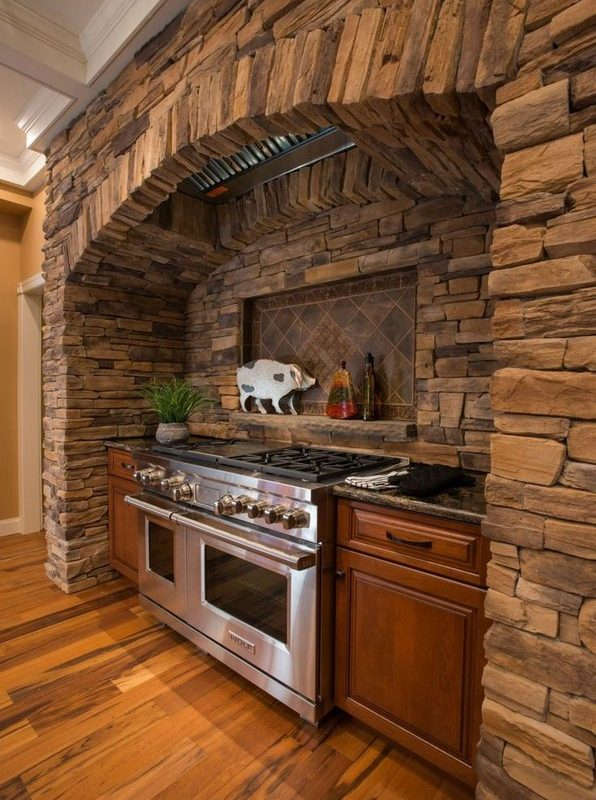 17 Best Rustic Kitchen Design You Have To See It 05