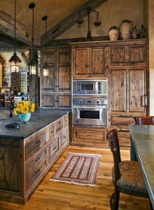 17 Best Rustic Kitchen Design You Have To See It 07