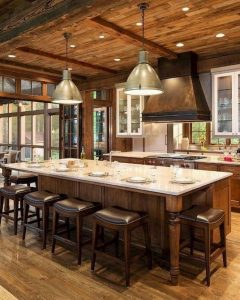 17 Best Rustic Kitchen Design You Have To See It 15