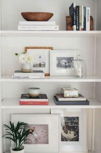 17 Bookshelf Organization Ideas – How To Organize Your Bookshelf 08