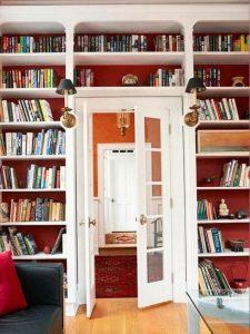17 Bookshelf Organization Ideas – How To Organize Your Bookshelf 10