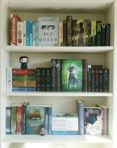 17 Bookshelf Organization Ideas – How To Organize Your Bookshelf 21