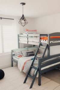 17 Boys Bunk Bed Room Ideas 06