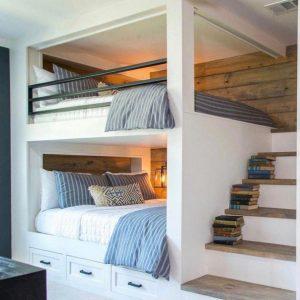 17 Boys Bunk Bed Room Ideas 14