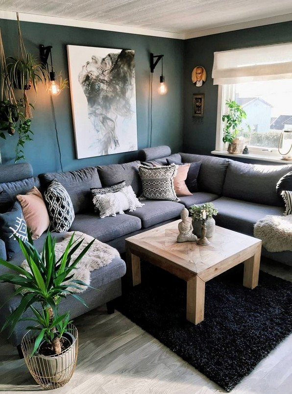 17 Cozy Home Interior Decorations Ideas 14