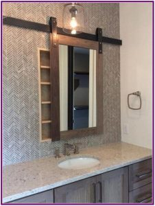 17 Great Bathroom Mirror Ideas 12