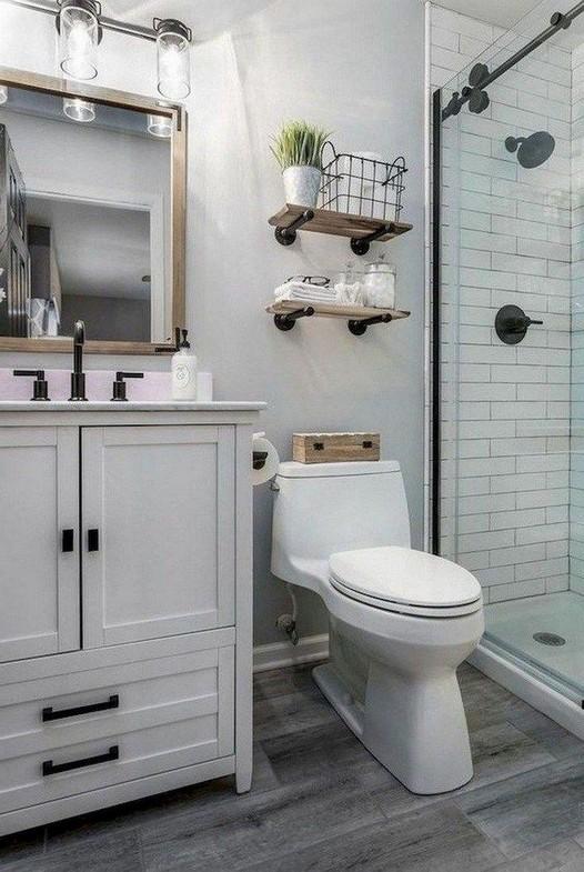 17 Inspiration For Small Bathroom Design Ideas 04