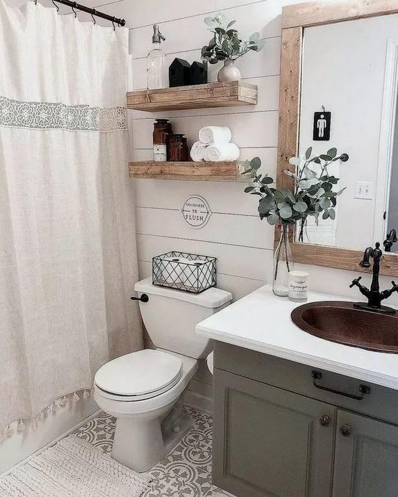 17 Inspiration For Small Bathroom Design Ideas 06