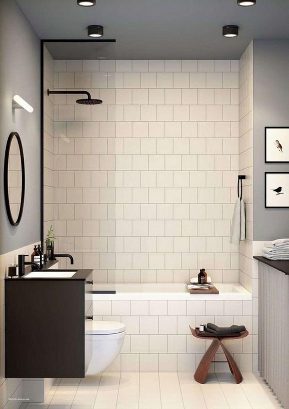 17 Inspiration For Small Bathroom Design Ideas 07