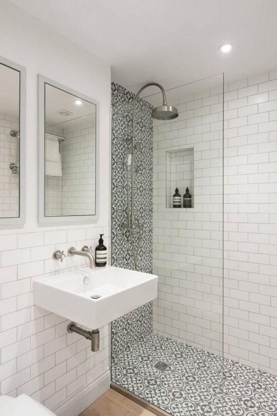17 Inspiration For Small Bathroom Design Ideas 08