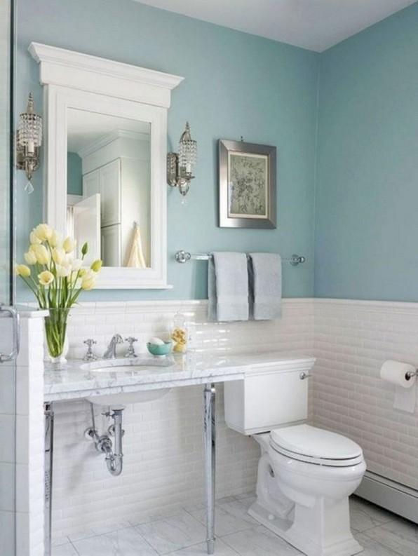 17 Inspiration For Small Bathroom Design Ideas 10