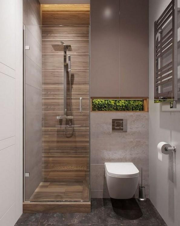 17 Inspiration For Small Bathroom Design Ideas 18
