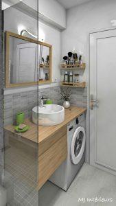17 Inspiration For Small Bathroom Design Ideas 19