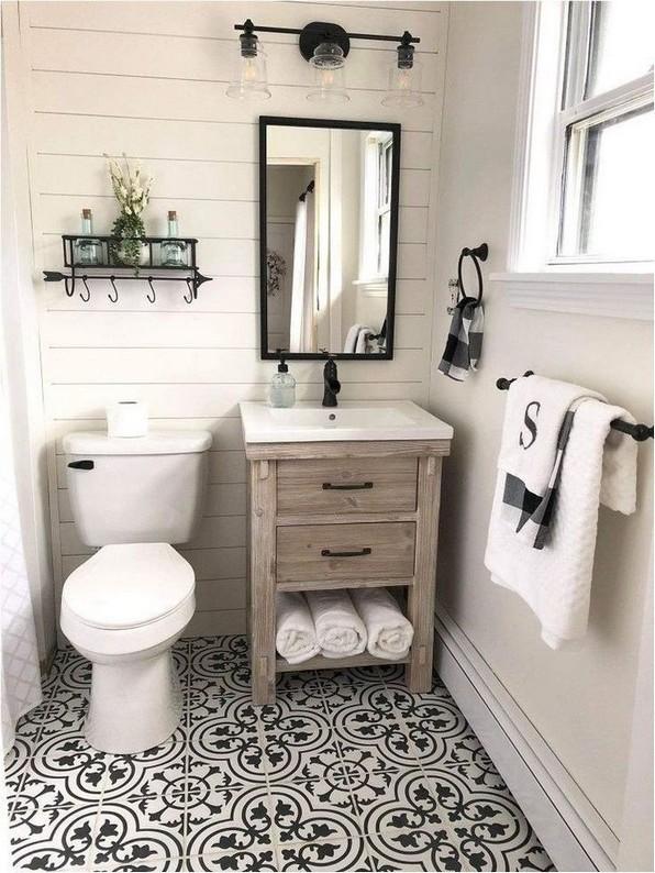 17 Inspiration For Small Bathroom Design Ideas 20
