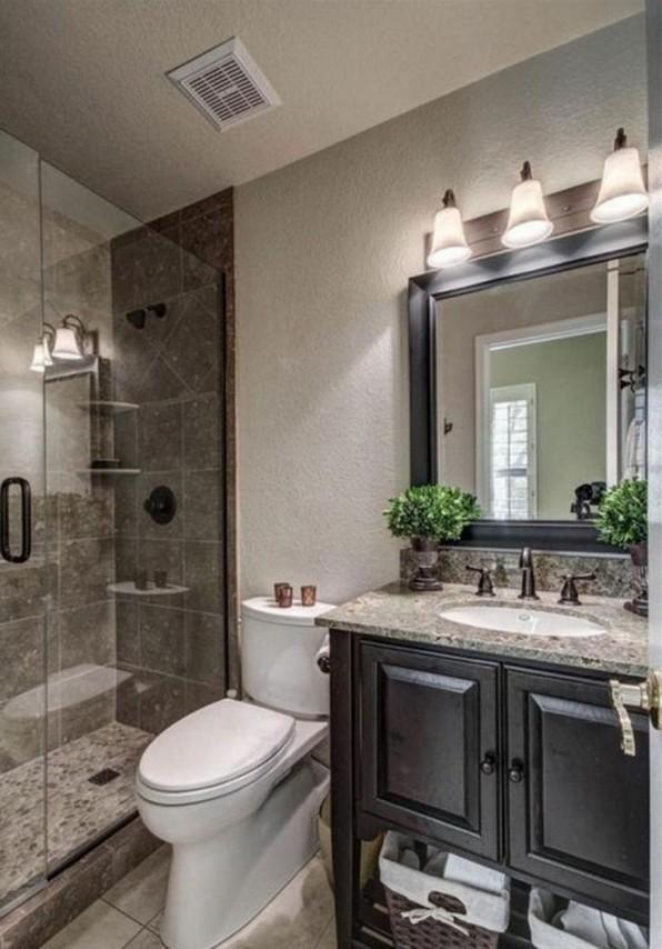 17 Inspiration For Small Bathroom Design Ideas 21