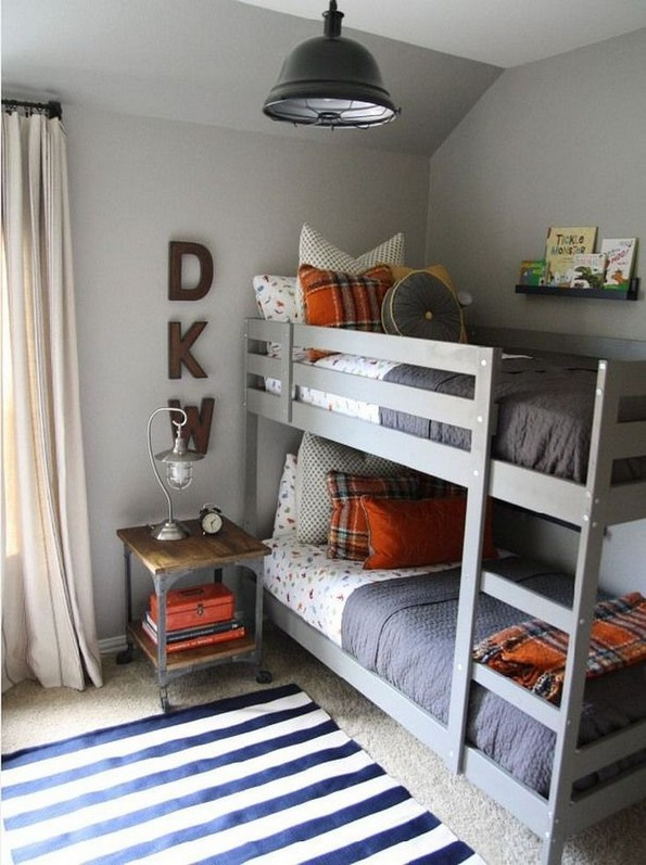 17 Kids Bunk Bed Decoration Ideas 01