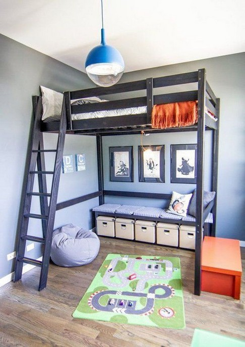 17 Kids Bunk Bed Decoration Ideas 06