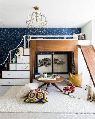 17 Kids Bunk Bed Decoration Ideas 09