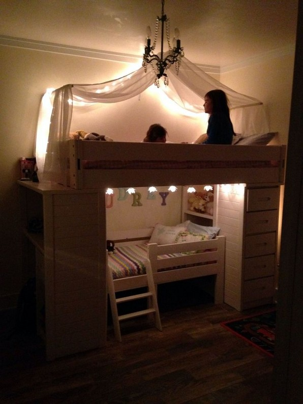 17 Kids Bunk Bed Decoration Ideas 11