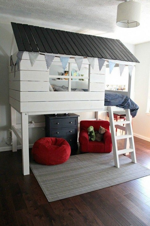 17 Kids Bunk Bed Decoration Ideas 15