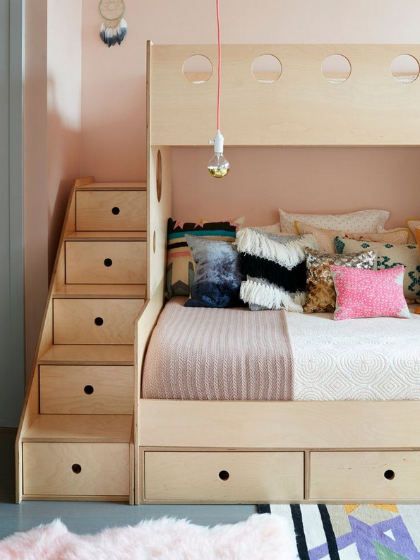 17 Kids Bunk Bed Decoration Ideas 16