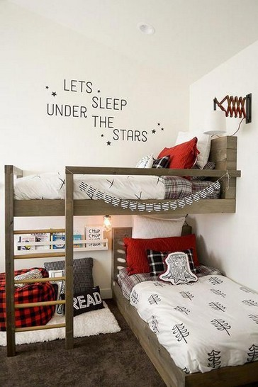 17 Kids Bunk Bed Decoration Ideas 22