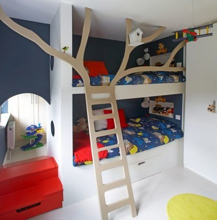 17 Kids Bunk Bed Decoration Ideas 23