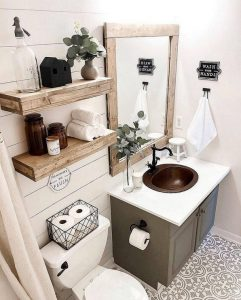 17 Models Sample Awesome Small Bathroom Ideas 10