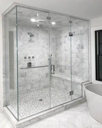 17 Most Popular Bathroom Shower Makeover Design Ideas Tips To Remodeling It 06