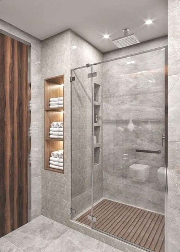 17 Most Popular Bathroom Shower Makeover Design Ideas Tips To Remodeling It 10