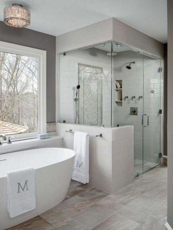 17 Most Popular Bathroom Shower Makeover Design Ideas Tips To Remodeling It 20