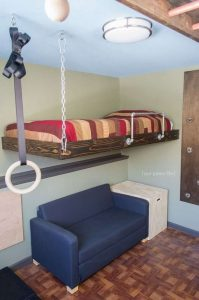 17 Most Popular Floating Bunk Beds Design 10