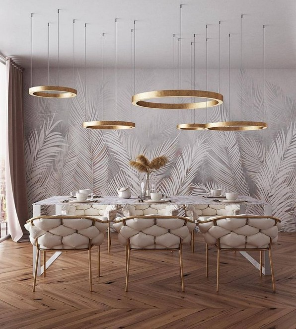 17 Most Popular Of Modern Dining Room Tables In A Contemporary Style 01