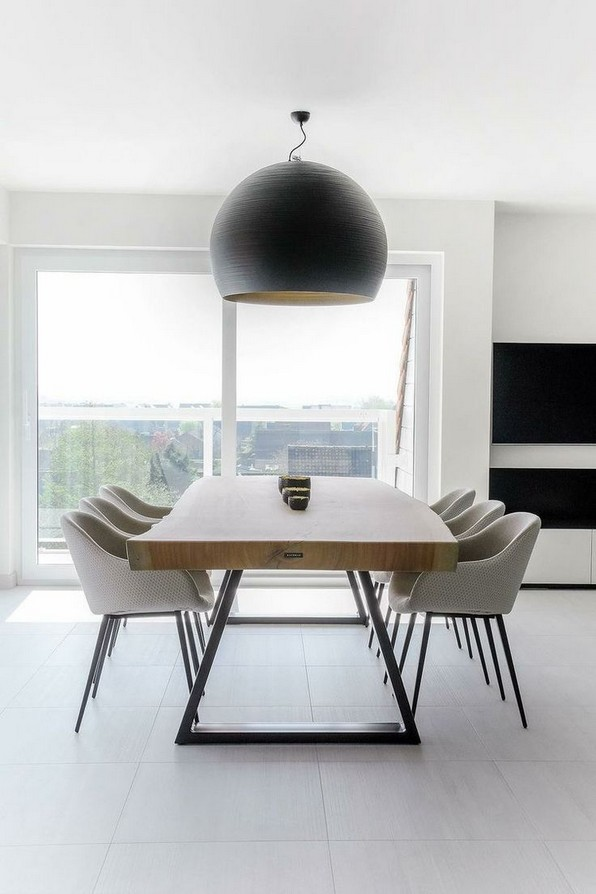 17 Most Popular Of Modern Dining Room Tables In A Contemporary Style 02