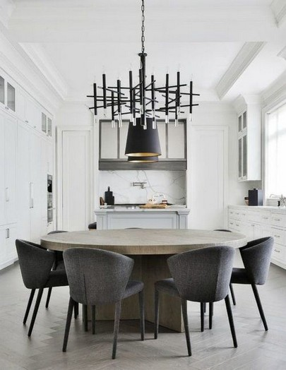 17 Most Popular Of Modern Dining Room Tables In A Contemporary Style 11