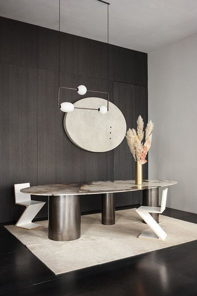 17 Most Popular Of Modern Dining Room Tables In A Contemporary Style 15