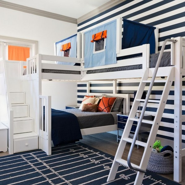 17 Top Choices Bunk Beds For Kids Design Ideas 08