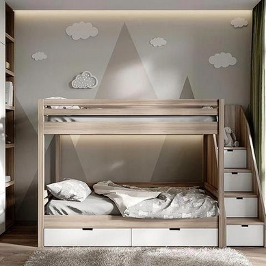 17 Top Choices Bunk Beds For Kids Design Ideas 18