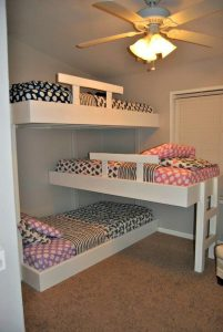 17 Top Picks For A Triple Bunk Bed For Kids Rooms 05