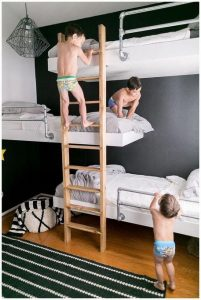 17 Top Picks For A Triple Bunk Bed For Kids Rooms 22