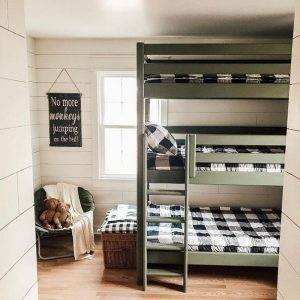 17 Top Picks For A Triple Bunk Bed For Kids Rooms 23