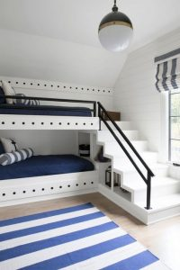 18 BBunk Bed Design Ideas With The Most Enthusiastic Desk In Interest 02
