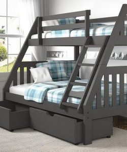 18 BBunk Bed Design Ideas With The Most Enthusiastic Desk In Interest 20