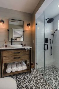 18 Best Bathroom Tile Ideas 19