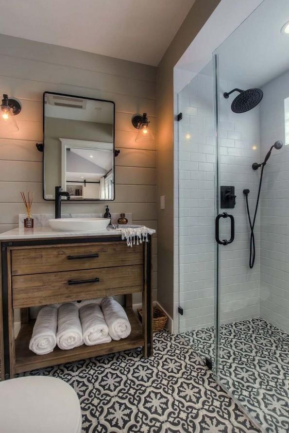 18 Best Bathroom Tile Ideas 19