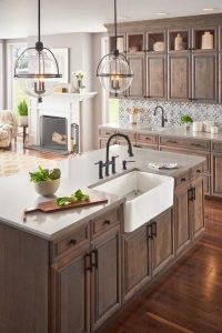 18 Best Rustic Kitchen Design You Have To See It 09