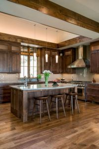 18 Best Rustic Kitchen Design You Have To See It 12
