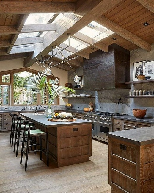 18 Best Rustic Kitchen Design You Have To See It 17