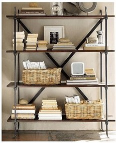 18 Bookshelf Organization Ideas 08