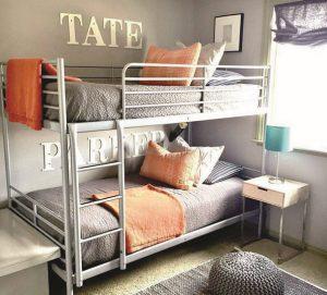 18 Boys Bunk Bed Room Ideas – 4 Important Factors In Choosing A Bunk Bed 23